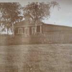 дом Чугориных до войны