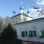 храм Рождества Пресвятой Богородицы в с. Верхнее Мячково